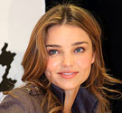 Children International and Miranda Kerr