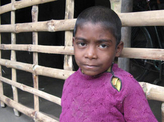 Fight child poverty in India by sponsoring a child through Children International